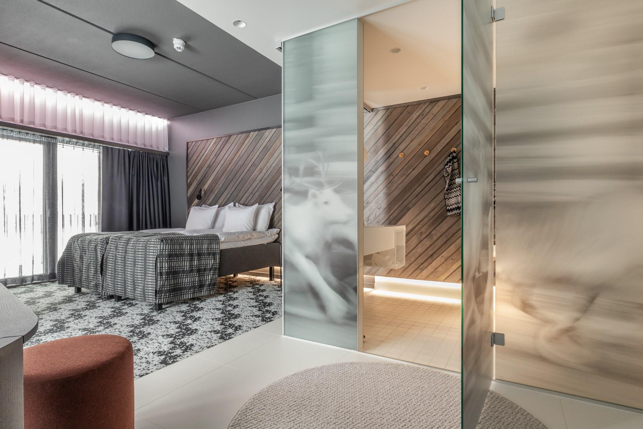 Design Hotel Levi - kevät  kesä 2021